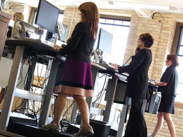 DeskTreadmill