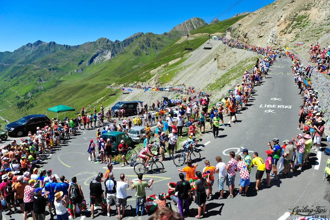 Tour de France  2012 stage - 16