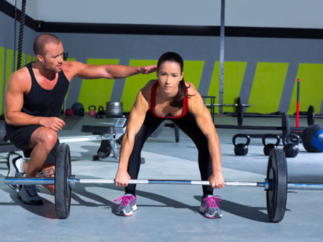 Triathletes Strength Train
