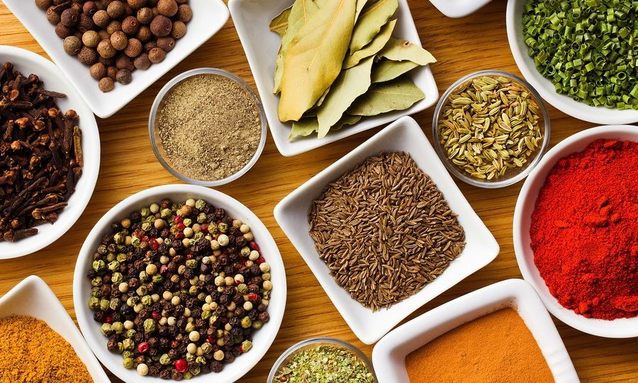 SPICES-INDIAN