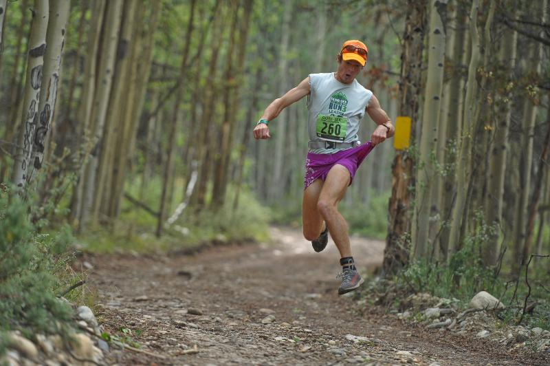 TransRockies Run 2012