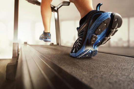 running-on-treadmill